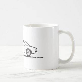 1968 Pontiac Firebird Coffee Mug