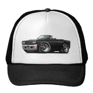 1968 Roadrunner Black Convertible Trucker Hat