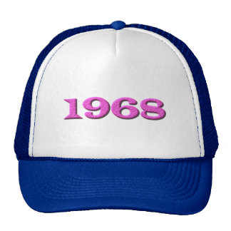 1968 TRUCKER HAT