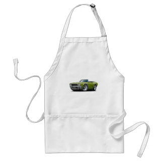 1969 Buick GS Ivy Convertible Standard Apron