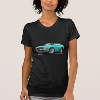 1969 Buick GS Turquoise Car Tshirt