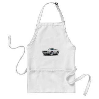 1969 Buick GS White Convertible Standard Apron