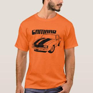 1969 Camaro Muscle Car Design T-Shirt