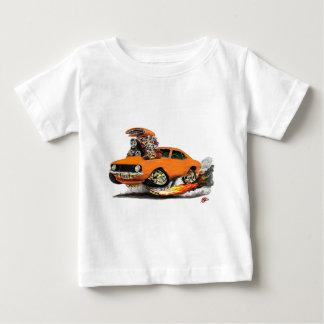 1969 Camaro SS Orange Car Baby T-Shirt