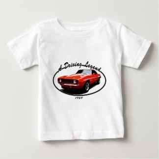 1969_camaro_yenko_orange baby T-Shirt