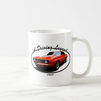 1969_camaro_yenko_orange coffee mug