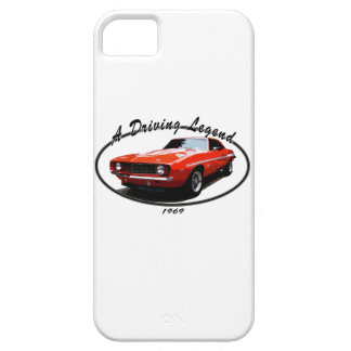 1969_camaro_yenko_orange iPhone 5 cases