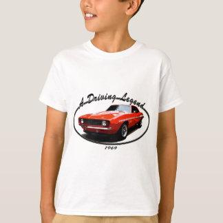 1969_camaro_yenko_orange T-Shirt