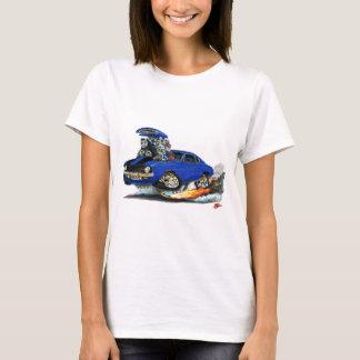 1969 Camaro Z28 Blue-Black Car T-Shirt