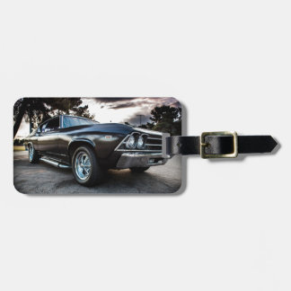 1969 Chevelle Photography Luggage Tag