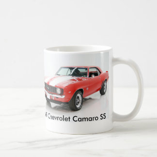 1969 Chevrolet Camaro SS Coffee Mug