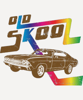 1969 Chevrolet Chevelle 396 SS Tshirt
