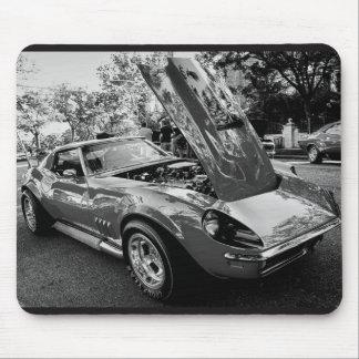 1969 Chevrolet Corvette w/ Motion Performance Eng Mouse Pad