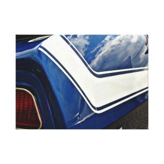 1969 Chevy Camaro canvas print