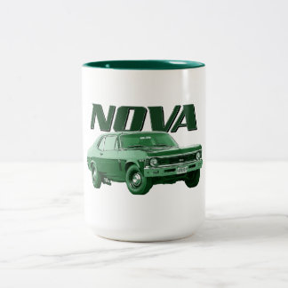 1969 Chevy Nova SS coffee mug