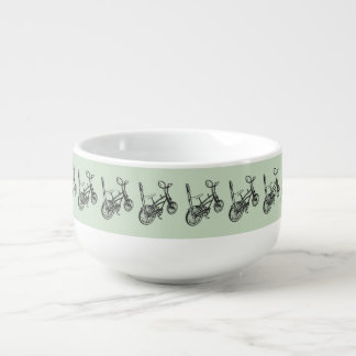 1969 Chopper Bike Soup Mug