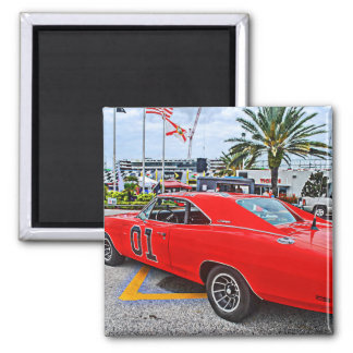 1969 Dodge Charger General Lee Shop Magnet