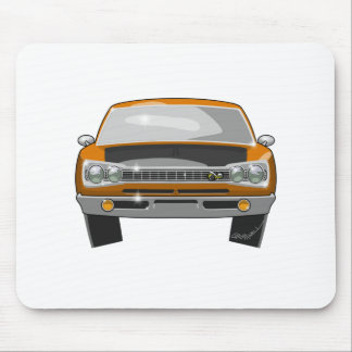 1969 Dodge Superbee Mouse Pad