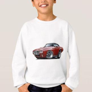 1969 Firebird Maroon-Black Top Car