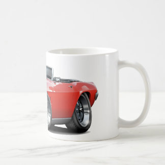 1969 Firebird Red Convertible Coffee Mug