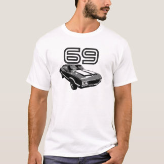 1969 Olds 442 T-Shirt