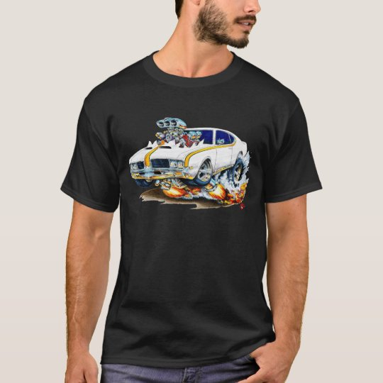 1969 Olds Cutlass Hurst Car T-Shirt