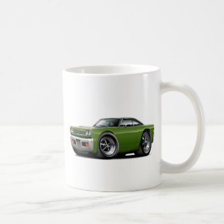 1969 Roadrunner Ivy-Black Top Car Coffee Mug