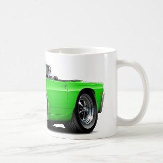 1969 Roadrunner Lime Convertible Coffee Mug