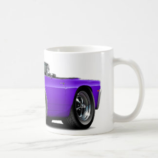 1969 Roadrunner Purple Convertible Coffee Mug