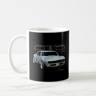 1969 silver coffee mug