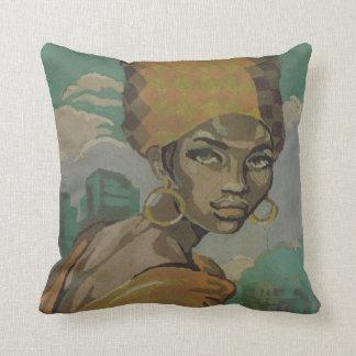 1969 Soul Sisters WonderWrap Throw Pillow