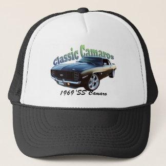 1969 'SS' Camaro Trucker Hat