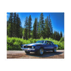 1969 SS Super Sport Chevy Camaro Canvas Print