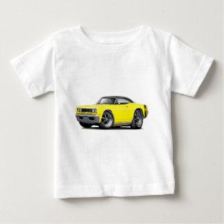 1969 Super Bee Yellow-Black Baby T-Shirt