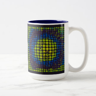 1969 Two-Tone COFFEE MUG