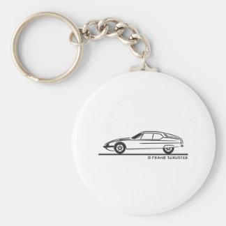 1970 - 1975 Citroën SM Keychain