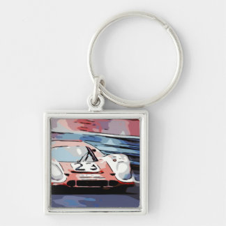 1970 24 Hours of Le Mans Keychain