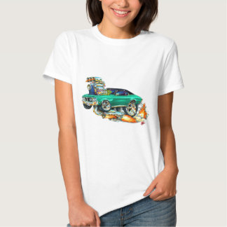1970-72 Buick GS Green Car Tee Shirt