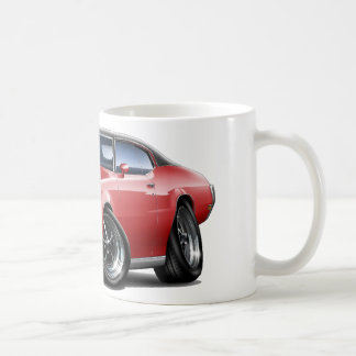 1970-72 Buick GS Red Black Top Car Coffee Mug