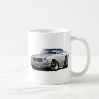 1970-72 Buick GS White Car Coffee Mug