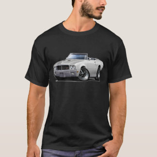 1970-72 Buick GS White Convertible T-Shirt