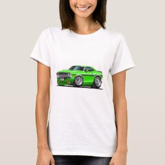 1970-72 Challenger Green Car T-Shirt