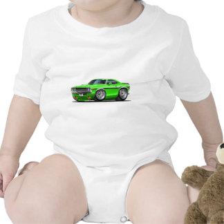 1970-72 Challenger Green Car T Shirt