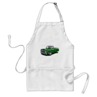 1970-72 Chevy C10 Green-White Top Truck Standard Apron