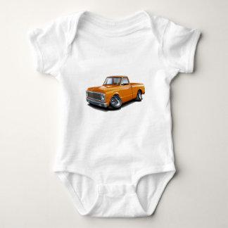 1970-72 Chevy C10 Orange Truck Tshirts