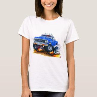 1970-72 Chevy CK1500 Blue Truck T-Shirt