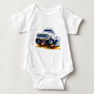 1970-72 Chevy CK1500 White Truck T Shirts