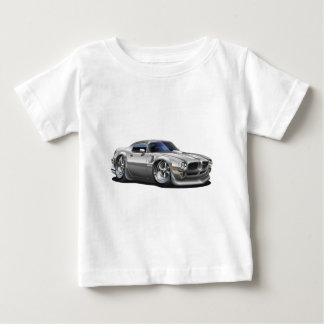 1970/72 Trans Am Silver/Grey Car Baby T-Shirt