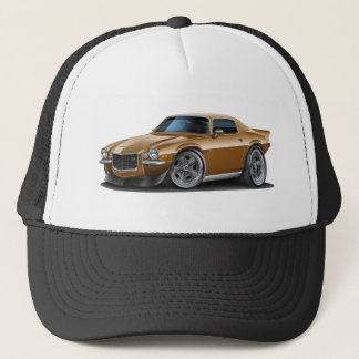 1970-73 Camaro Brown Car Trucker Hat