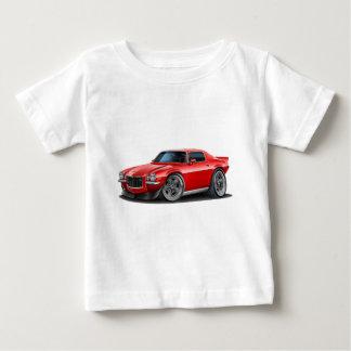 1970-73 Camaro Red Car Baby T-Shirt